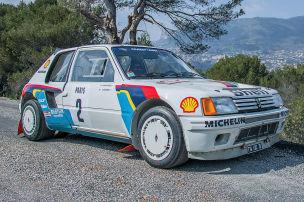 Auktion: Peugeot 205 T16 von 1985