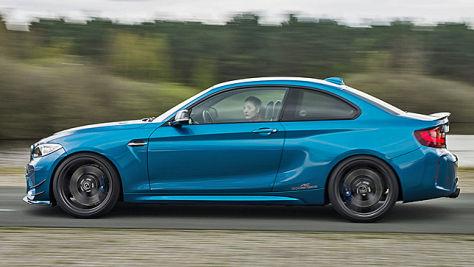 AC Schnitzer BMW M2 (2016): Fahrbericht