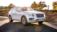 Partneraktion: Bentley-Bentayga-Tour