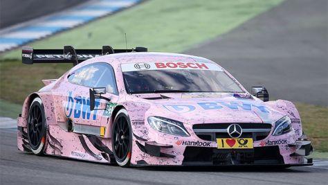 DTM: Vorschau - Mercedes