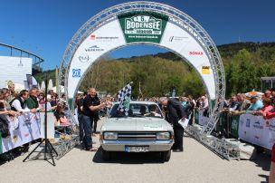 Bodensee Klassik 2016: Tag 1