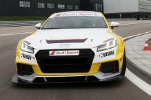 Audi Sport TT Cup im Tracktest