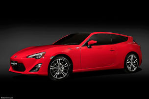 Cocept Car: Toyota GT86 Shooting Brake