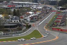 Generalprobe f�r Le Mans