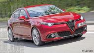 Alfa Romeo Giulietta IV (2018): Vorschau