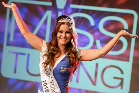 Liane Günter Miss Tuning 2015