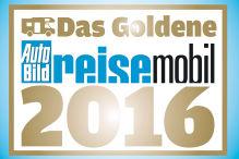 W�hlen Sie das Goldene Reisemobil 2016!