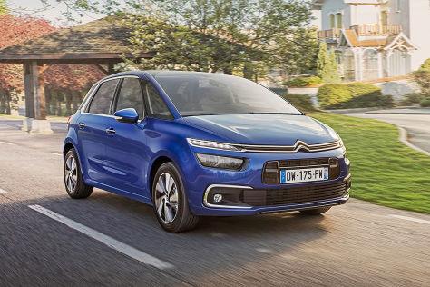 Citroën C4 Picasso Facelift (2016): Vorstellung