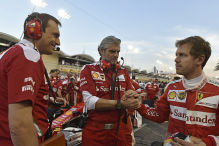 �Ferrari fehlen die richtigen Leute�