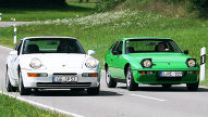 Transaxle: Von Alfa Romeo bis Porsche