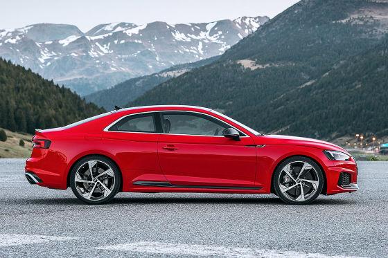 Alles zum neuen Audi RS 5