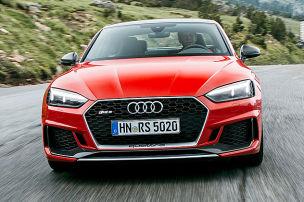 Der neue Audi RS 5 schiebt wie ein D-Zug