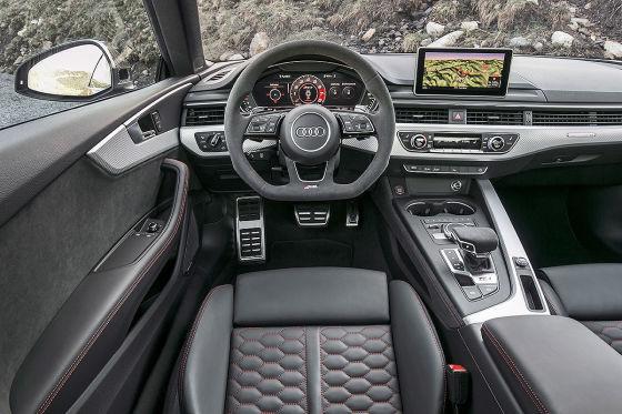Porsche-Power für den RS 5