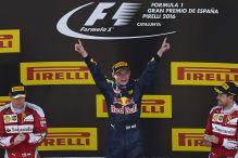 18-J�hriger gewinnt Formel-1-Rennen