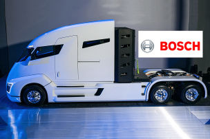 Elektrischer Supertruck: Nikola One