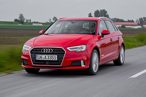 Audi A3 Sportback 1.0 TFSI (2016): Fahrbericht