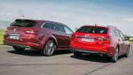 Mazda6 Kombi/Renault Talisman Grandtour: Test