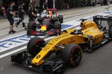 Ausbaustufe f�r Ricciardo und Magnussen