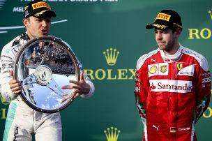 Formel 1: Diskussion - Gas und Bremse