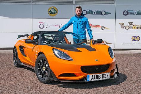 Lotus Elise Cup 250 (2016) im Test: Fahrbericht
