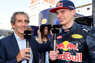 Formel 1: Renault-Botschafter Prost