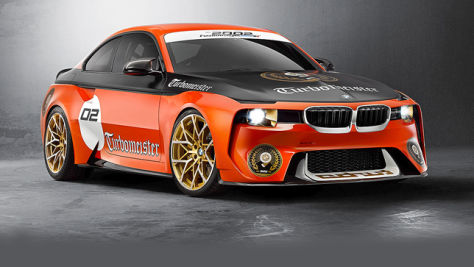 BMW 2002 Hommage Turbomeister (2016): Pebble Beach