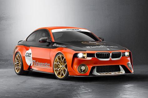 BMW 2002 Hommage (2016): Villa d'Este