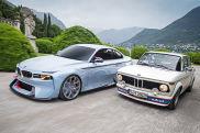 Klassiker im Prollformat - Neuauflage des BMW 2002