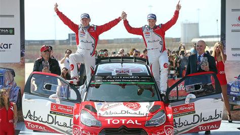 Rallye Portugal: Meeke gewinnt