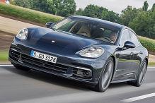 Porsche Panamera II (2016): Mitfahrt im Prototypen