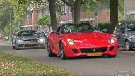 Video: Supercar-Parade in den Niederlanden
