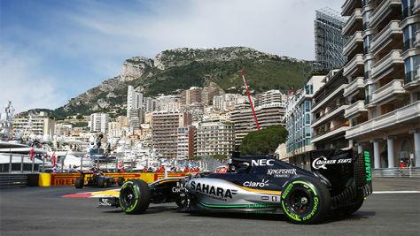 Formel 1: H�lkenberg im Interview