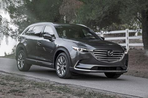 Mazda CX-9 (2016): Fahrbericht
