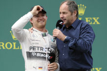 Berger warnt Rosberg im Vertrags-Poker
