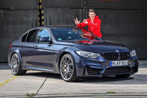 """BMW M3 """"30 Jahre M3"""" (2016): Vorstellung"""