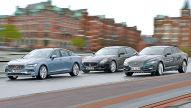Volvo S90/Jaguar XJ/Maserati Quattroporte: Test