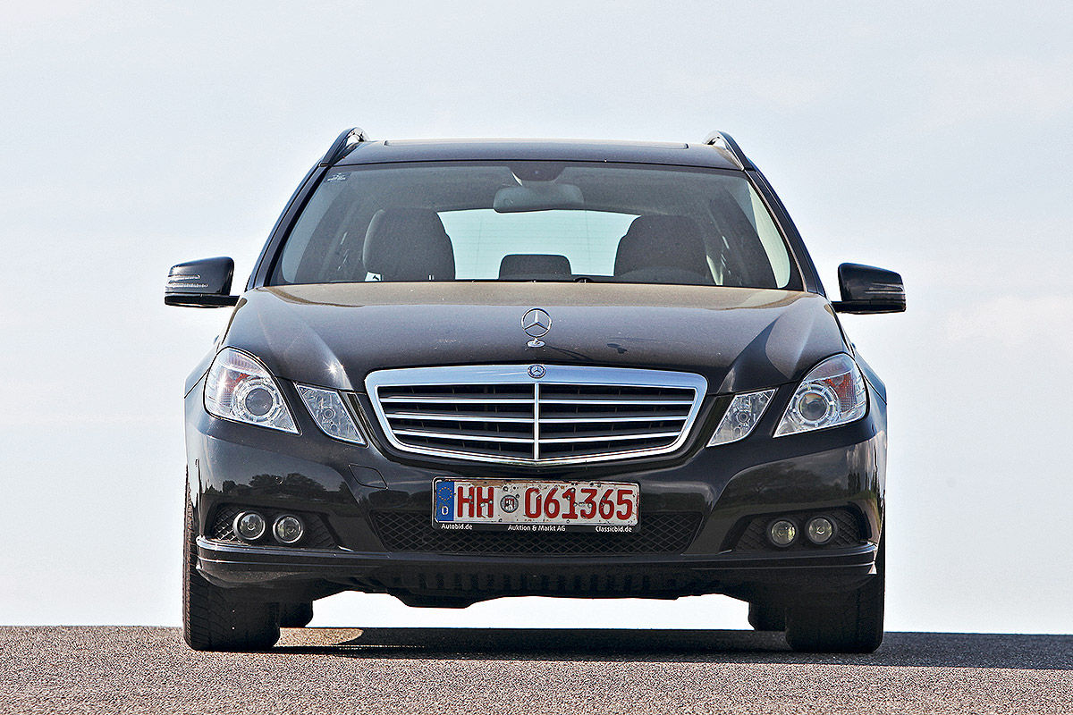 gebrauchtwagen test mercedes e klasse w 212 bilder. Black Bedroom Furniture Sets. Home Design Ideas