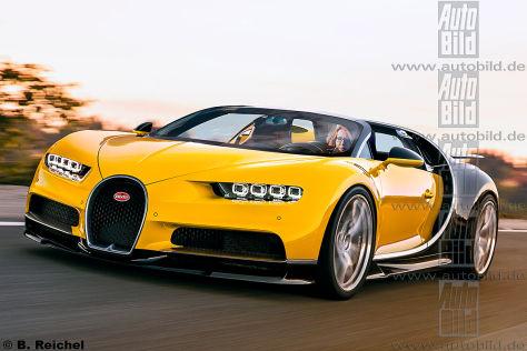 Bentley und Bugatti: Zukunft