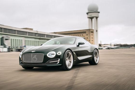 Bentley Und Bugatti Zukunft Mit Speed Six Und Galibier Autobild De