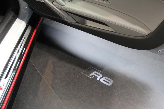 Dieser R8 ist eine Macht