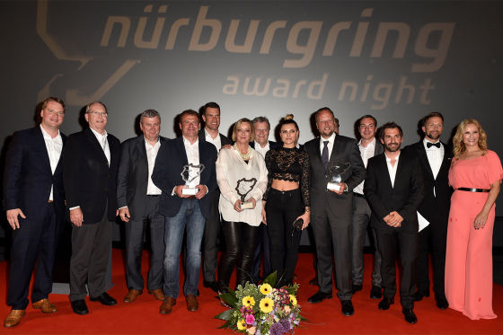 n rburgring award preis f r schumi michael verdient den. Black Bedroom Furniture Sets. Home Design Ideas