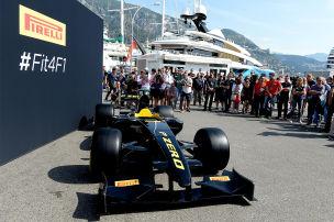 Die breite Zukunft der Formel 1