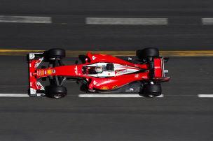 Vettel fehlte wieder der Grip