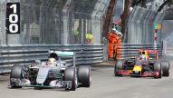 Formel 1: Hamilton siegt in Monaco