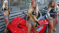 Formel 1: Bildergalerie: Monaco-Girls