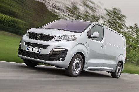 Peugeot Expert 2.0 BlueHDi 150 (2016): Fahrbericht