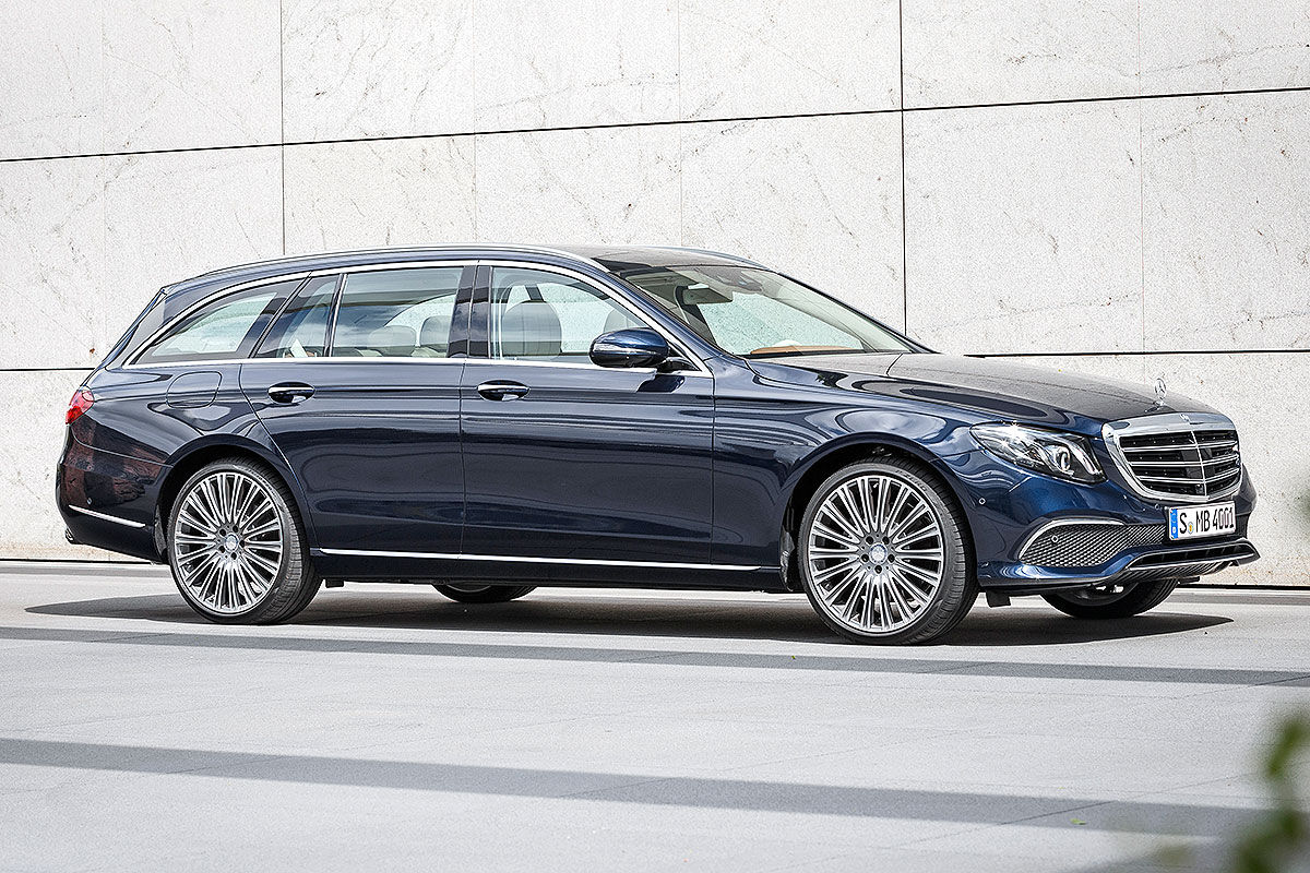 Mercedes E  X