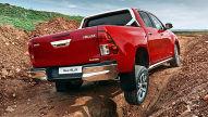 Toyota Hilux im Test: Fahrbericht