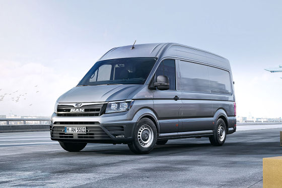 New Mercedes Sprinter X Camper Van