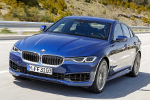 Optischer Neuanfang bei BMW